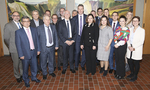 The photo shows the participants of the event (refer to: ROSDORNII Visit to BASt)